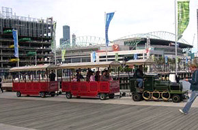 melbourne tourist train